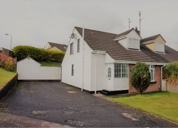 Thumbnail 2 bed end terrace house for sale in Kylemore Park, Derry / Londonderry