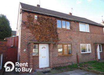 Thumbnail 2 bedroom semi-detached house for sale in Scholes Road, Castleford