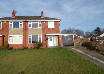 Thumbnail 3 bed semi-detached house for sale in Fieldside Avenue, Euxton, Chorley, Lancashire