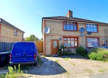 Thumbnail 3 bed semi-detached house for sale in Brookfield Road, Edmonton