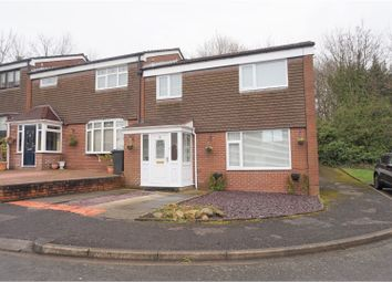 Thumbnail 3 bed semi-detached house for sale in Irwell, Skelmersdale