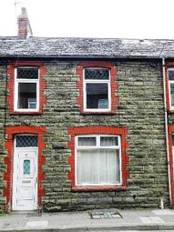 Thumbnail 3 bed terraced house for sale in Tonna Road, Maesteg