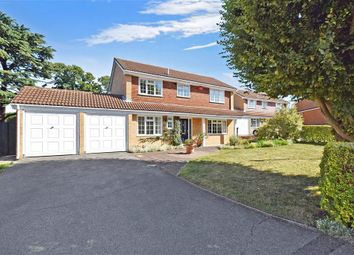 Thumbnail 4 bed detached house for sale in Carroll Gardens, Larkfield, Aylesford, Kent