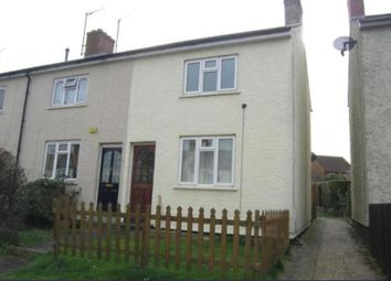 Thumbnail 3 bed terraced house to rent in New Cheveley Road, Newmarket