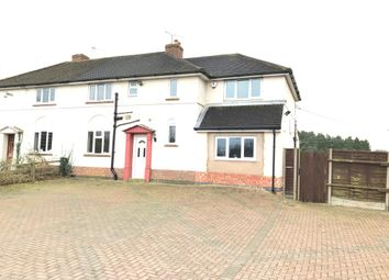 Thumbnail 4 bed semi-detached house for sale in Gartree Road, Leicester