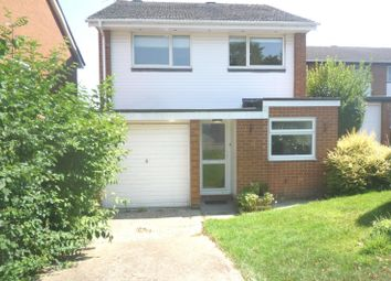 Thumbnail 4 bed detached house to rent in Kelso Close, Worth, Crawley