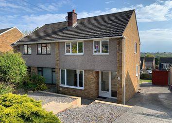 Thumbnail 3 bed semi-detached house to rent in Y Berllan, Dunvant, Swansea