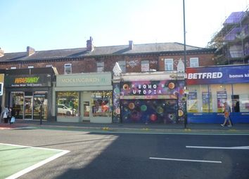 Thumbnail Commercial property for sale in 481-483 & 485 Wilmslow Road, Withington, Manchester, Greater Manchester