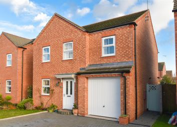 Thumbnail 4 bed detached house for sale in Hardwick Field Lane, Chase Meadow Square, Warwick