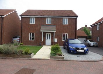 Thumbnail 4 bedroom detached house for sale in John Hall Close, Hengrove, Bristol