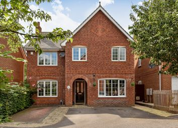 Thumbnail 4 bedroom detached house for sale in Highpath Way, Park Village, Basingstoke