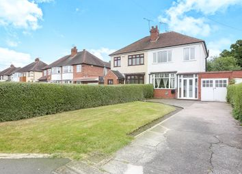 Thumbnail 3 bed semi-detached house for sale in Stafford Road, Coven Heath, Wolverhampton
