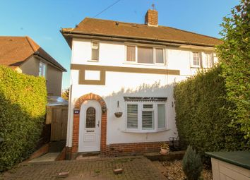 Thumbnail 3 bed semi-detached house for sale in Well Road, Arkley, Barnet