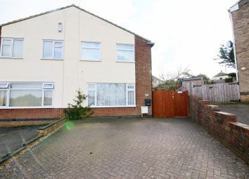 Thumbnail 3 bed semi-detached house for sale in Palmers Close, Hillmorton, Rugby