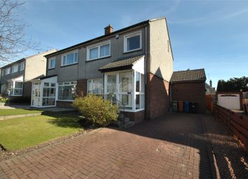 Thumbnail 4 bed semi-detached house for sale in Rannoch Drive, Bearsden, Glasgow, East Dunbartonshire