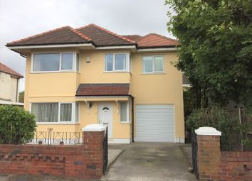 Thumbnail 5 bed detached house for sale in Norbreck Road, Thornton-Cleveleys, Lancashire