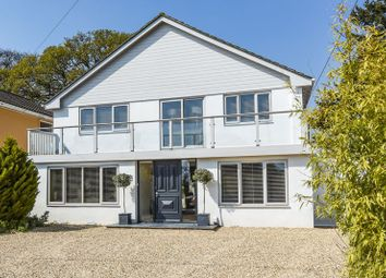 Thumbnail 4 bed detached house for sale in St. Edwards Road, Netley Abbey, Southampton