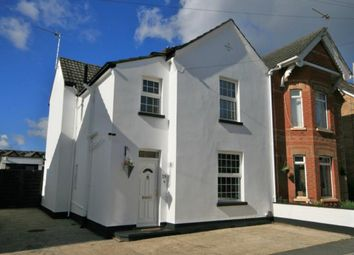 Thumbnail 3 bed semi-detached house for sale in Gladstone Road, Parkstone, Poole
