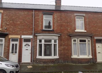 Thumbnail 2 bed terraced house to rent in Lewes Road, Darlington