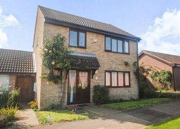 Thumbnail 4 bed detached house for sale in Gunton Road, Loddon, Norwich