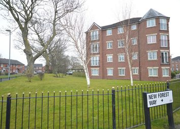 Thumbnail 2 bed flat for sale in New Forest Way, Middleton, Leeds, West Yorkshire