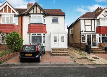 4 bed semi-detached house for sale in Acacia Avenue, Hove BN3