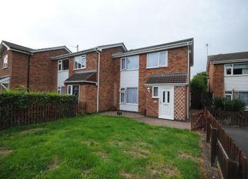 Thumbnail 3 bedroom semi-detached house to rent in Avenue Road, Sileby, Loughborough