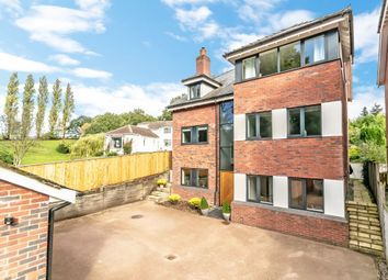 Thumbnail 5 bed detached house for sale in The Sedges Delamere Road, Norley, Frodsham