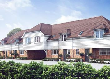 Thumbnail 3 bed end terrace house for sale in Blackberry Lane, Charing, Kent