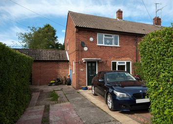 Thumbnail 2 bed terraced house for sale in Roundfield, Upper Bucklebury