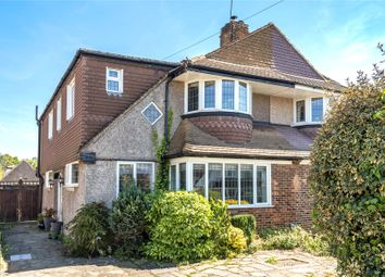 Thumbnail 5 bedroom semi-detached house for sale in Greenwood Close, Petts Wood, Orpington