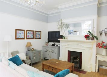 Thumbnail 3 bed flat to rent in Grosvenor Crescent, St. Leonards-On-Sea