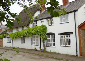 Thumbnail 3 bedroom cottage for sale in Main Street, Twyford, Buckingham
