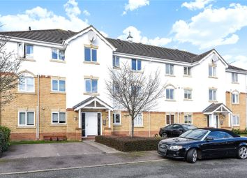 Thumbnail 2 bed flat for sale in Basildon Close, Watford, Hertfordshire