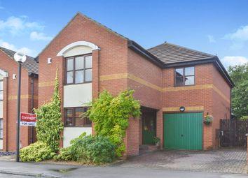 Thumbnail 4 bedroom detached house for sale in Winstanley Lane, Shenley Lodge, Milton Keynes