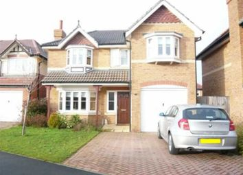 Thumbnail 4 bedroom detached house for sale in Eden Park Road, Cheadle, Cheshire