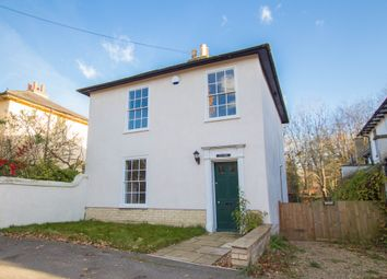 Thumbnail 2 bedroom detached house for sale in Mill Way, Grantchester, Cambridge