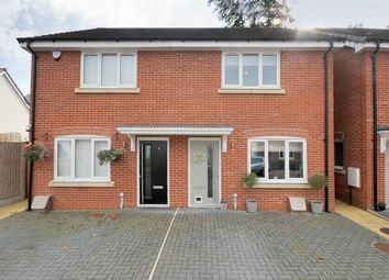2 bed semi-detached house for sale in Glazebrook Meadows, Glazebrook, Warrington WA3