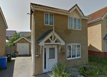 Thumbnail 4 bed detached house to rent in Thistle Close, Norwich