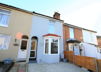 Thumbnail 3 bedroom terraced house for sale in Church Road, Southampton