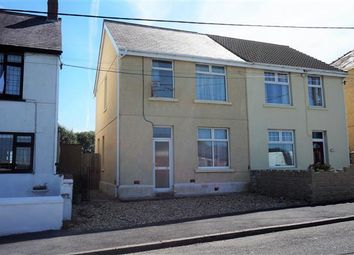 Thumbnail 3 bed semi-detached house to rent in Black Lion Road, Gorslas, Llanelli