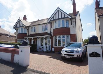 Thumbnail 5 bed semi-detached house for sale in Queens Road, Colwyn Bay