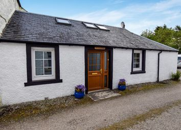 Thumbnail 2 bed cottage for sale in Wallace Grove, Dalginross, Comrie