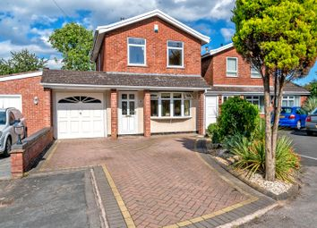 Thumbnail 2 bed detached house for sale in Swan Close, Cheslyn Hay, Walsall