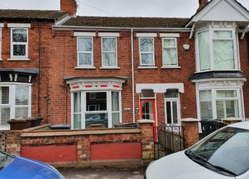 Thumbnail 4 bedroom terraced house to rent in Burton Road, Lincoln