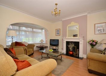 Thumbnail 4 bed semi-detached house for sale in Lavender Vale, Wallington, Surrey