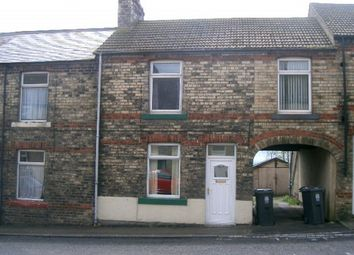Thumbnail 2 bed terraced house to rent in Front Street, Sunniside, Bishop Auckland