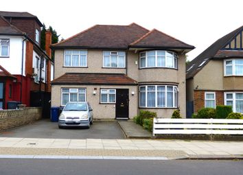 Thumbnail 5 bed detached house for sale in Princes Park Avenue, Golders Green, London
