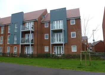 Thumbnail 2 bed flat to rent in Dakota Way, Eastleigh