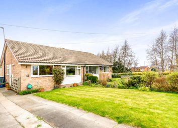 Thumbnail 2 bed bungalow for sale in Knoll Park, East Ardsley, Wakefield